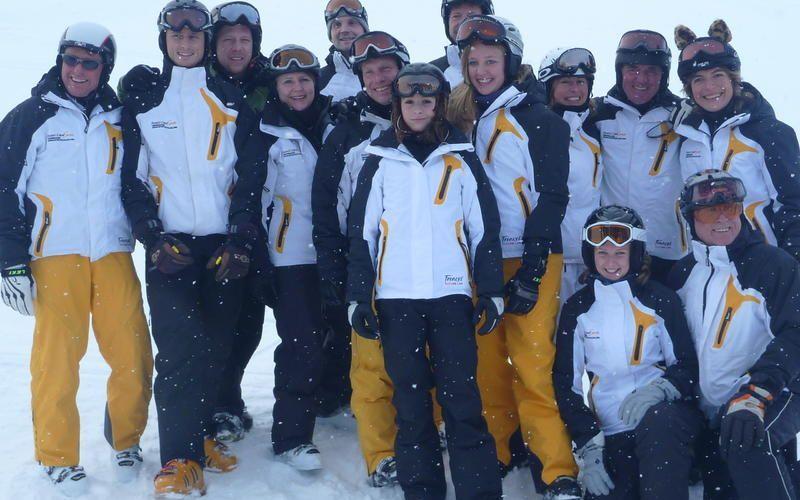 Ausbildung zum Skilehrer / Snowboardlehrer – Grundlagenvermittlung